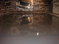 Наливной пол в танц-зале