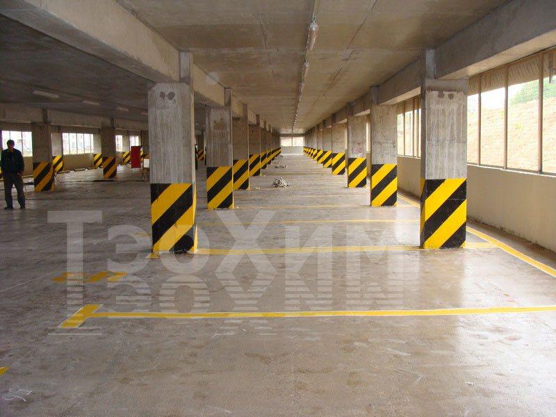 Флюатирование поверхности бетона заказать бетон для фундамента цена за 1 м3 с доставкой